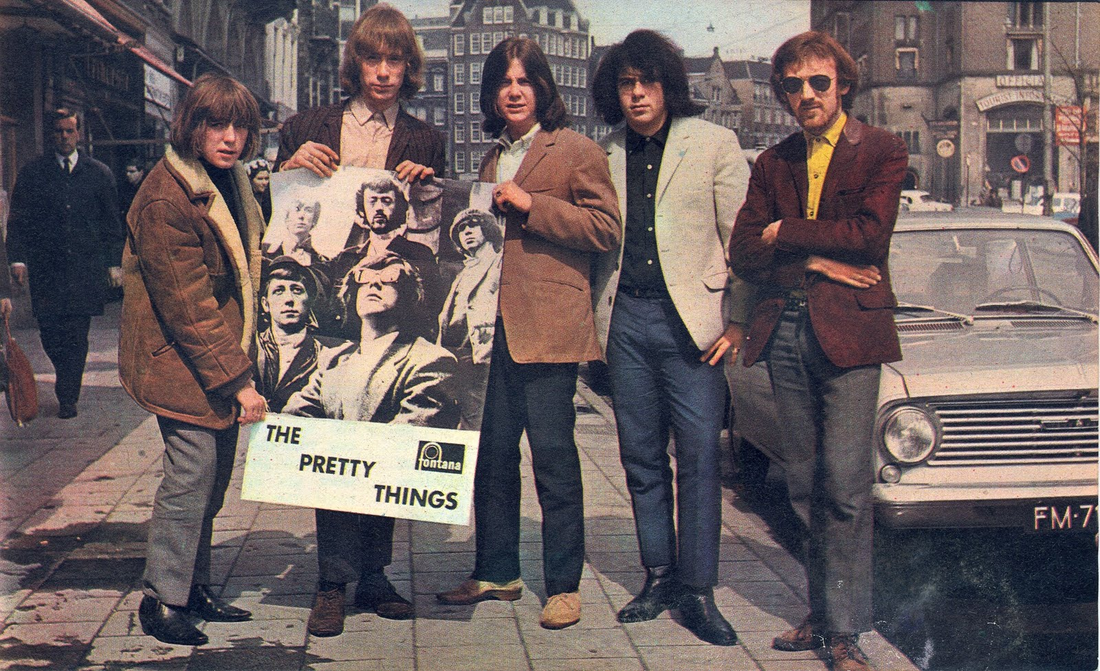 The Pretty Things Judgement Day Mama Keep Your Big Mouth Shut