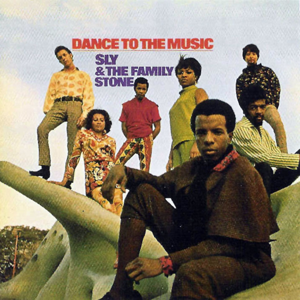 Image result for sly and the family stone albums  dance to the music