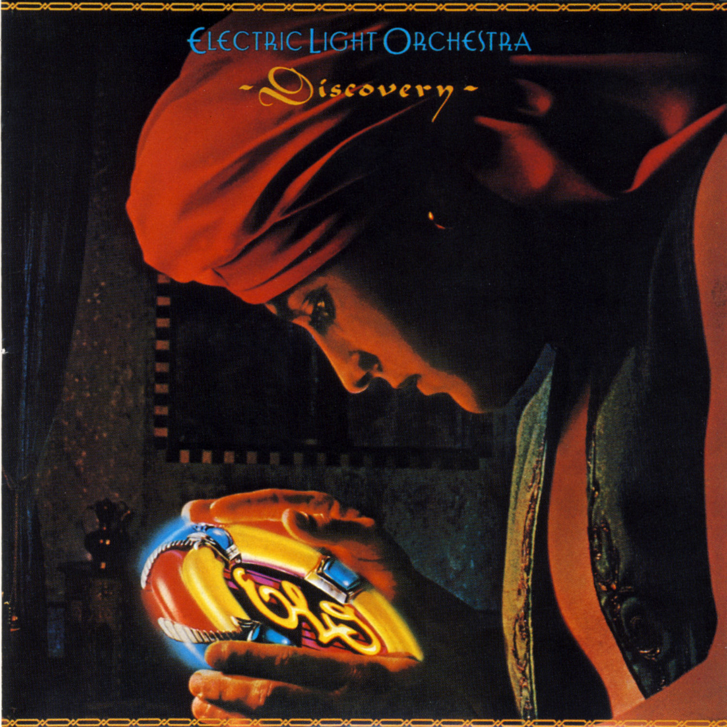 1979 Electric Light Orchestra Discovery Mecca Lecca