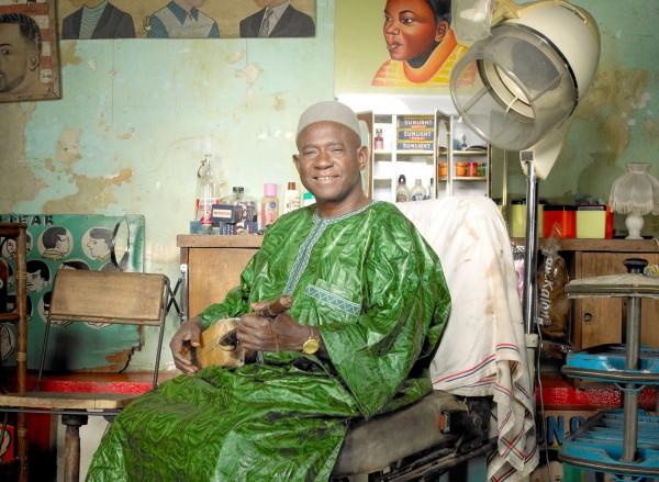 Legendary singer Kassé Mady Diabaté of Mali