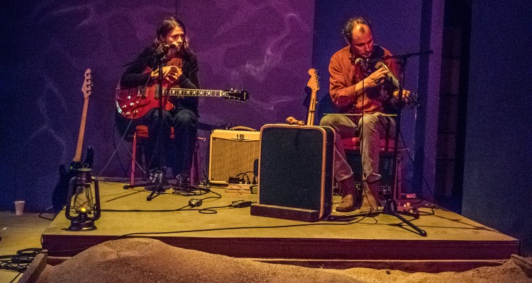 North Collins @ Teatro Paraguas