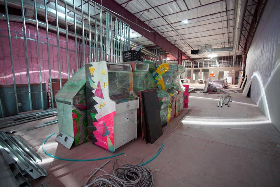 Future home of the Meow Wolf Make Space – Photo by Lindsey Kennedy